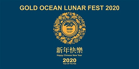 2020 Gold Ocean Lunar Fest Mingle -  Year Of The Rat tickets