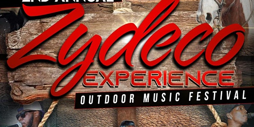 2nd Annual Zydeco Experience Music Festival