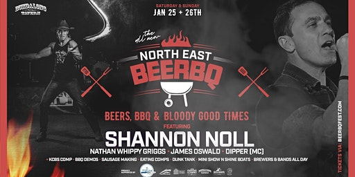 Nth East BeerBQ Festival • Jan 25th • Bundalong