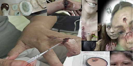 SFX - Silicon Makeup Film (Beginner), SURABAYA Private Class, Limited Seats