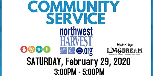 Community Service - NW Harvest