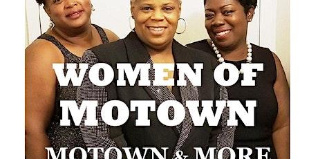 Valentine's Show - Women of Motown Musical Revue tickets