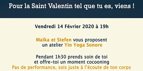 YIN YOGA SONORE billets