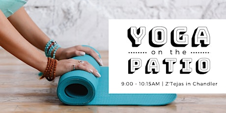 Yoga on the Patio tickets