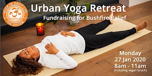 Urban Yoga Retreat - Fundraising for Bushfire Relief