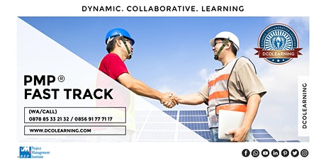 PMP® Fast Track tickets