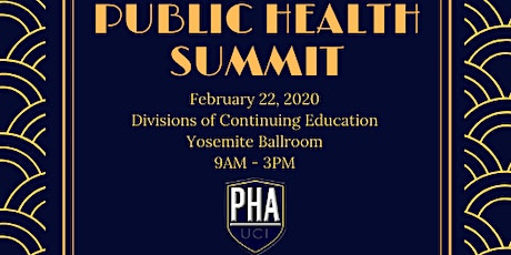 4th Annual Public Health Summit tickets