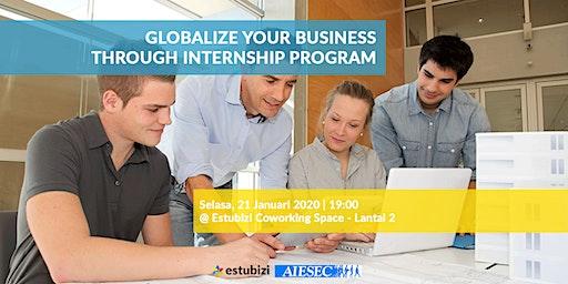 Globalize Your Business through Internship Program
