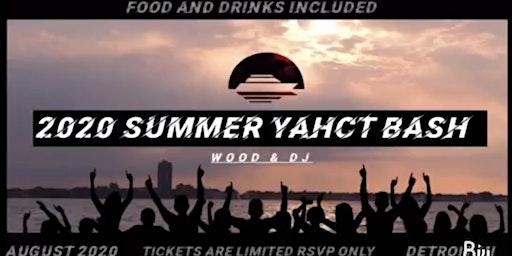 2020 SUMMER YACHT BASH