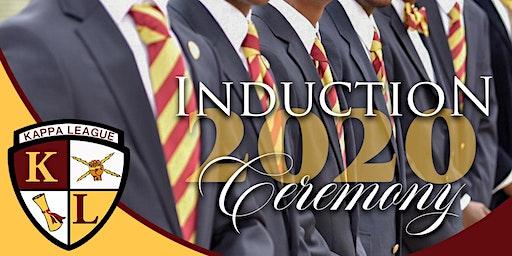 2020 Kappa League Induction Ceremony