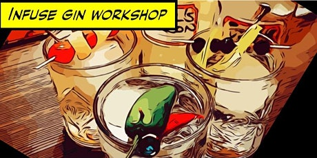 Infused Spirits Master Class Tickets