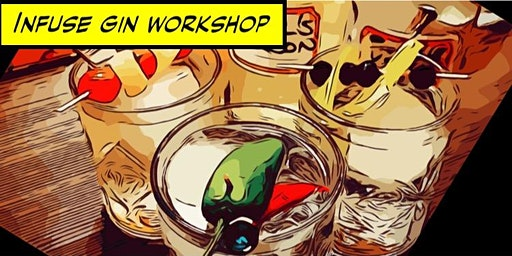 Infused Spirits Master Class