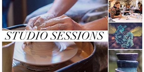 ★★★Easter Clay Pot throwing Studio Session: SATURDAY 4th April 2020 tickets