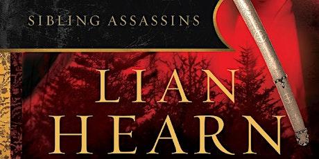 Lian Hearn Retirement Book Tour for Otori Finale Sibling Assassins tickets