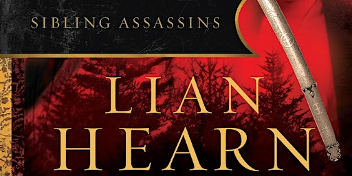 Lian Hearn Retirement Book Tour for Otori Finale Sibling Assassins