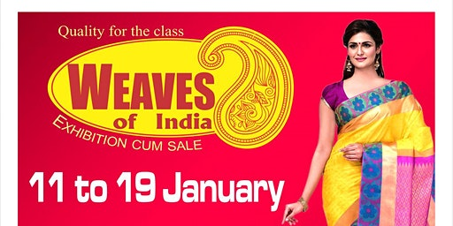 Weaves of India