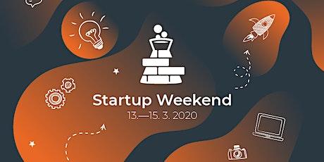 Techstars Startup Weekend Zlín October 2020 tickets