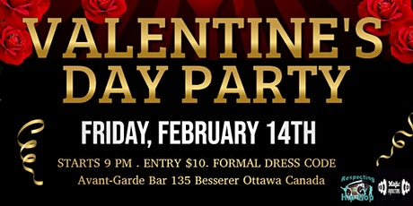 Majic Productions & Respecting Hiphop - Valentine' tickets