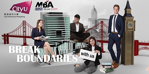 CityU MBA Admissions Coffee Chat - Hong Kong (22 Jan)