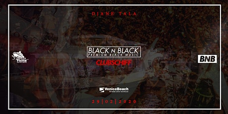 BLACK N BLACK | Clubschiff | Indoor Edition Tickets