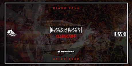 BLACK N BLACK | Clubschiff | Indoor Edition tickets
