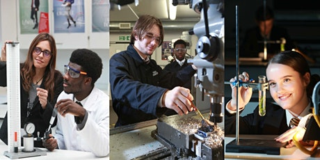Elutec Academy Open Morning for Year 10 and 12 Students tickets