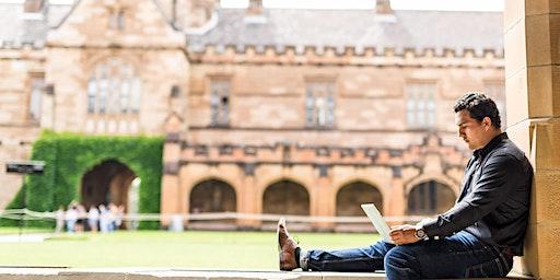 The University of Sydney Foundation Program - Taylors College Pre-Departure