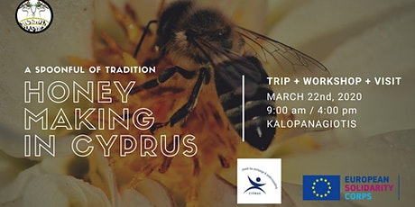 A spoonful of Tradition: Honey Making in Cyprus  tickets