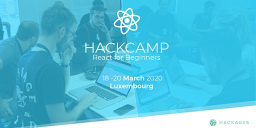 HackCamp React for Beginners