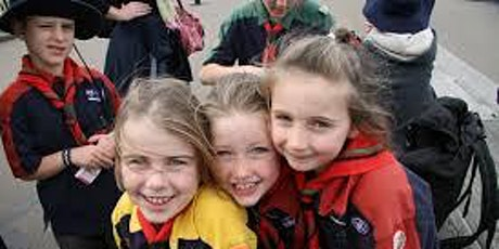 Join Joey Scouts - Girls and Boys Age 5 to 7 tickets