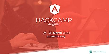 HackCamp - Angular tickets
