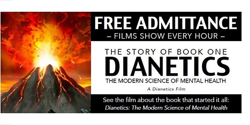 Dianetics: The Modern Science of Mental Health - Free Film Showing