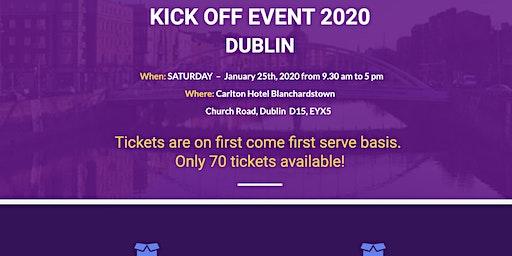2020 Ireland Kick Off Event