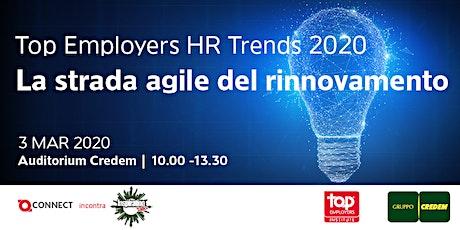 HR Trends 2020: la strada agile del rinnovamento biglietti