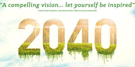 2040 at the Kookaburra Cinema tickets