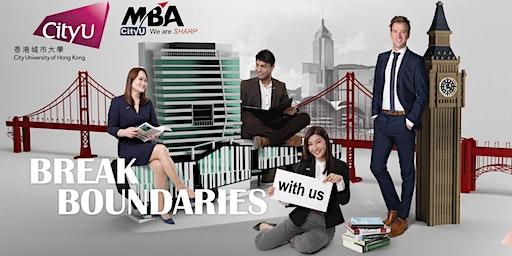 CityU MBA Admissions Coffee Chat - Hong Kong (27 Feb)
