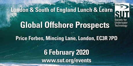 London & South of England Lunch and Learn – Global Offshore Prospects tickets