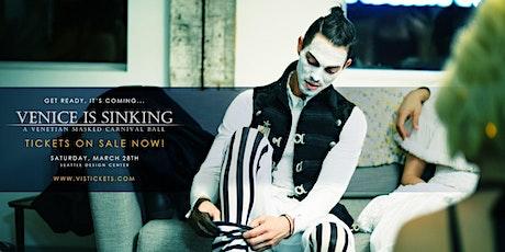 Venice is Sinking Masquerade Ball 2020 tickets