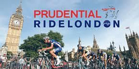 Prudential RideLondon 100 tickets