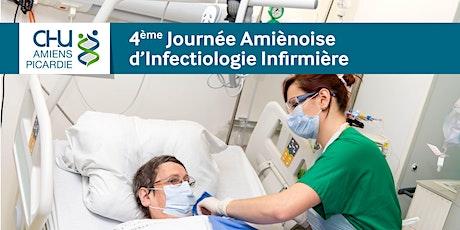 4ème Journée Régionale d'Infectiologie Infirmière billets