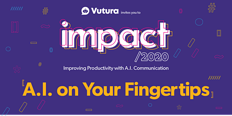 IMPACT 2020: A.I. On Your Fingertips tickets