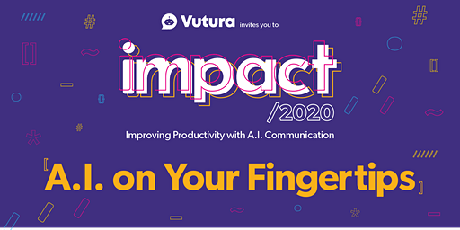 IMPACT 2020: A.I. On Your Fingertips