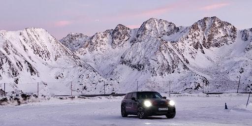 Curso de conducción sobre nieve y hielo - xDrive 2020