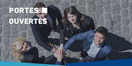 Journée Portes Ouvertes Euridis Business School Paris tickets