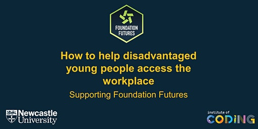 How to help disadvantaged young people access the workplace