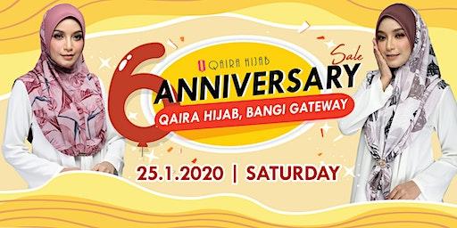 6th Anniversary QH Bangi Gateway