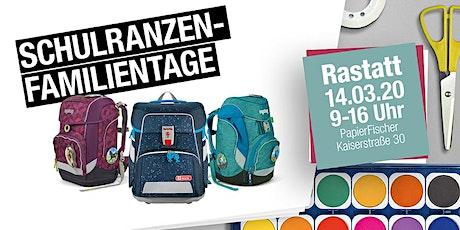 Schulranzen-Familientag Rastatt | 2020 Tickets