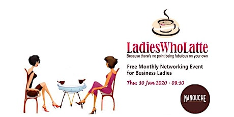 Ladies Who Latte Malta - January 2020 Meet-up tickets