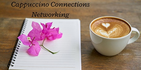 Cappuccino Connections Networking - The Athena Network Nottinghamshire tickets