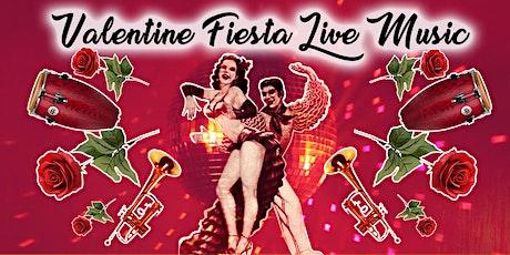 Valentine Fiesta - Salsa Live Music Night with Ingrid Rueda tickets